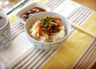 Slow Cooker Chicken Breast in Asian Marinade