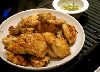 Fried Chicken with Thai Sauce