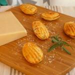 Cheese Madeleine with Rosemary