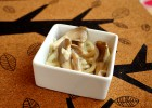 Marinated Oyster Mushrooms with Onions