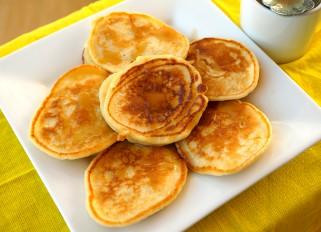Oladki, Oladi (Mini Pancakes)