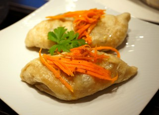 Pigodi, Korean Steam Pies with Meat and Cabbage