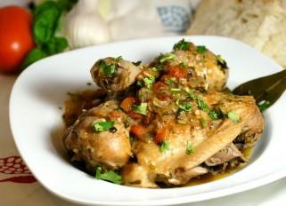 Chakhokhbili Chicken