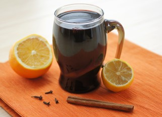 Mulled wine (Glogg)
