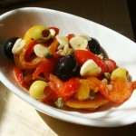 Spanish Peppers Appetizer