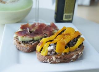 Spanish Sandwiches