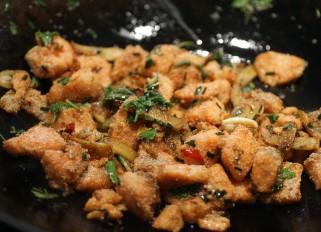Crispy Thai Fish
