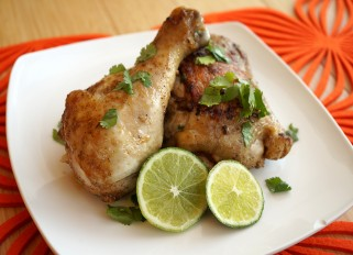 Spicy Cuban Roasted Chicken
