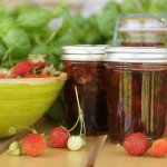 Strawberry Jam with Herbs