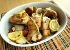 Chicken with Potatoes, Garlic and Herbs