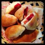 Pirozhki with Cherries-2