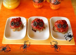 Spooky Meatballs