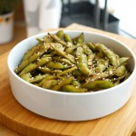 Edamame with Spices