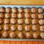 Keftedes (Greek Meatballs)