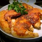 Young (Spring) Chicken Tapaka (Tabaka) (Shemtsvari tsitsila-tabaka)