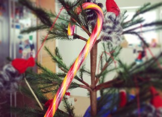 National Candy Cane Day!