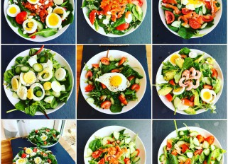 Some ideas for your salad