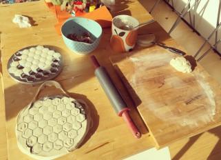 Pork Dinner, Day #5: pelmeni (dumplings)