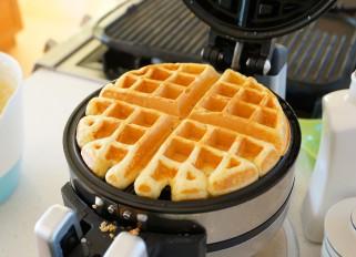 International Waffle Day!