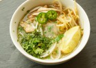 Instant pot Vietnamese chicken noodle soup pho-ga