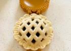 Blueberry Orange Elderflower Marmalade Pocket Pie