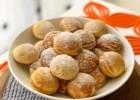 Aebleskiver, pancake balls