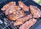 Grilled Korean Beef Short Ribs