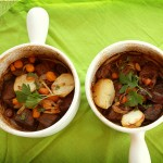 Irish Lamb Stew with Vegetables