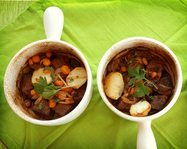 Irish Lamb Stew with Vegetables